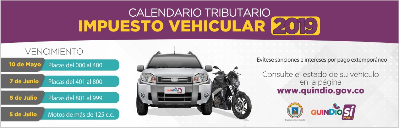 Impuesto Vehicular